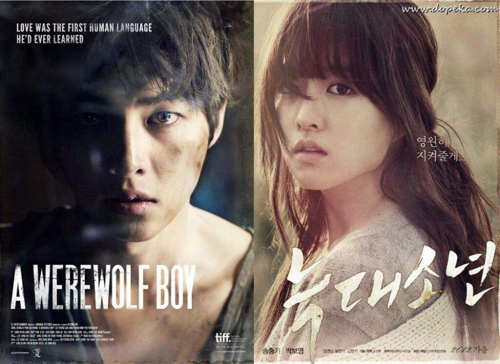 A Werewolf Boy Korean movie online legendado em português na Dopeka